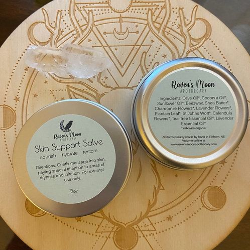 Skin Support Salve