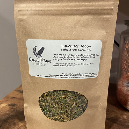 Lavender Moon Tea