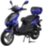 Blue Scooter Gator 50-F2