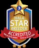 Oxie Kullar Labradoodles WALA Star Logo-