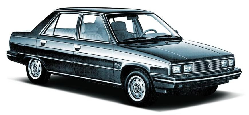 Renault Alliance Sedan and Encore Hatchback.