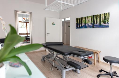 RHÖN PHYSIO Behandlungsraum 3