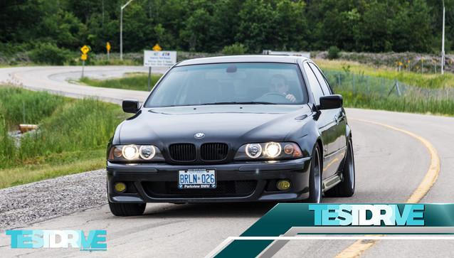 2001 BMW 540i M Sport