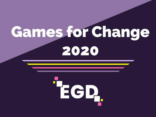 The 2020 Games for Change Festival