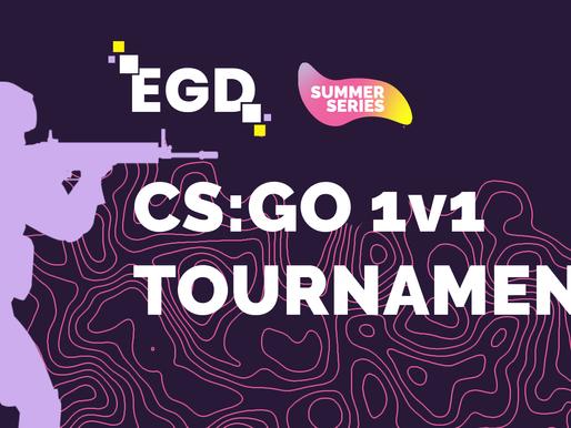 Summer Series: Lead Flies at EGD's CS:GO Event