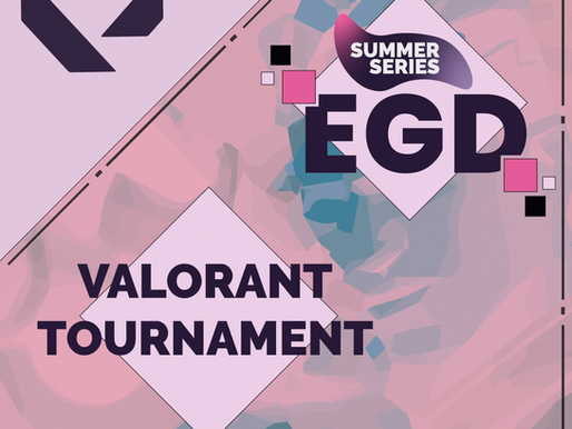 Summer Series: Comical Valorant Competition