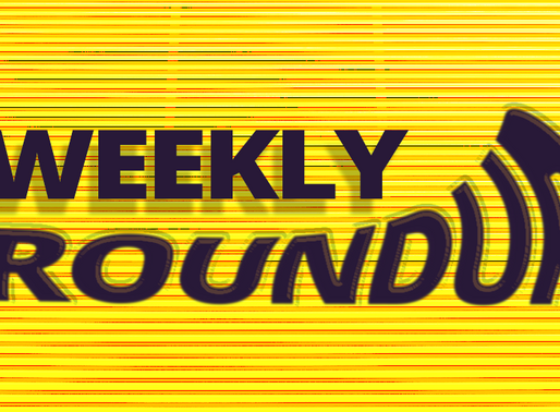 Weekly Round-Up: 10/10/2020 - 10/16/2020