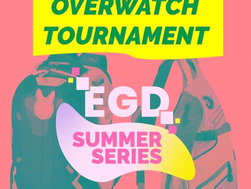 Summer Series: Boisterous Overwatch 1v1s