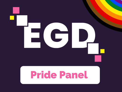 EGD Collective to Host Virtual Pride Panel with Industry Professionals