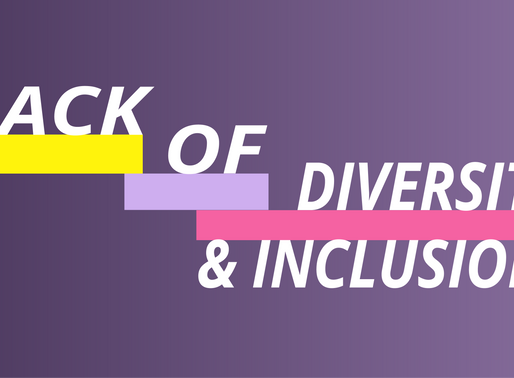 Lack of Diversity and Inclusion: What the Game Industry Hasn't Fixed