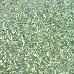Ishigaki ocean shallow waters