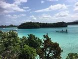 Kabira bay (Ishigaki island)