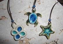 Rinka Kabira Ishigaki potery accessories