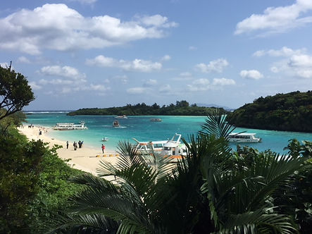 Kabira bay - Vacances a la mer Ishigaki