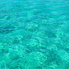 Emerald green waters Ishigaki