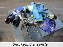 snorkeling set vacances a la mer ishigak