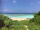 Nishihama beach (Hateruma island)