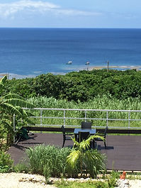 vacances a la mer Ishigaki - deck.jpg