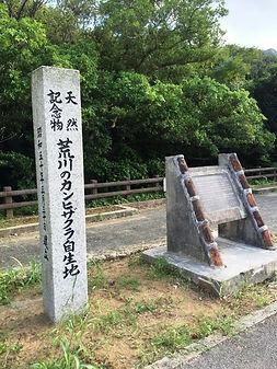 Arakawa no taki river Ishigaki