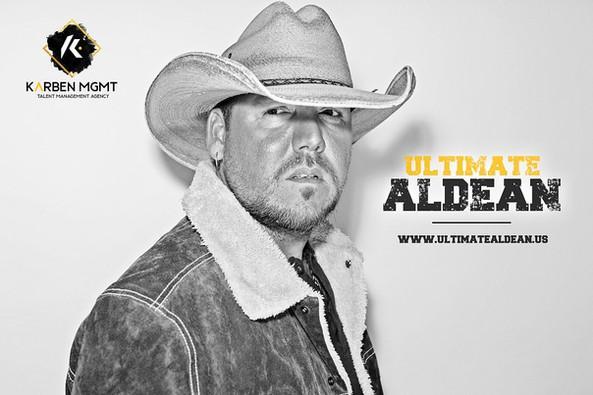 Ultimate Aldean - Jason Aldean Look Alike