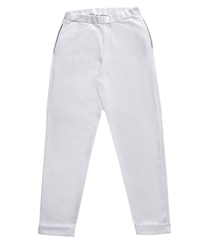 True Luxury Sweatpants White