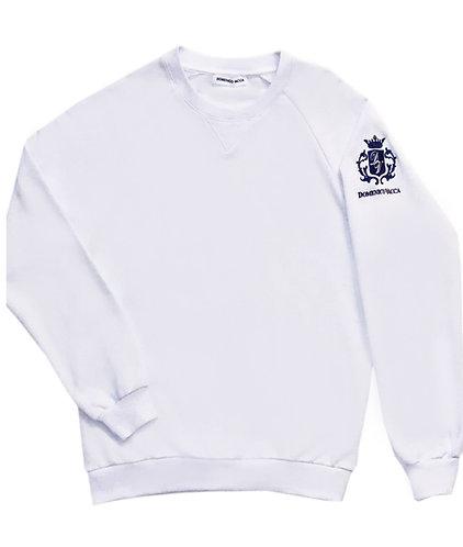 Logo Collection Sweatshirt White