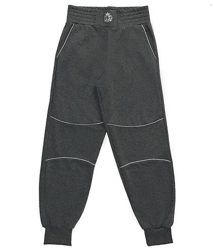 Logo Collection Dark Grey Sweatpant