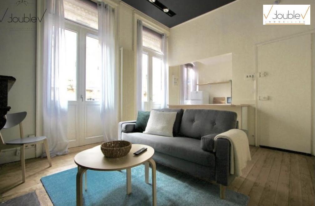 Lille centre- 750 € CC - location