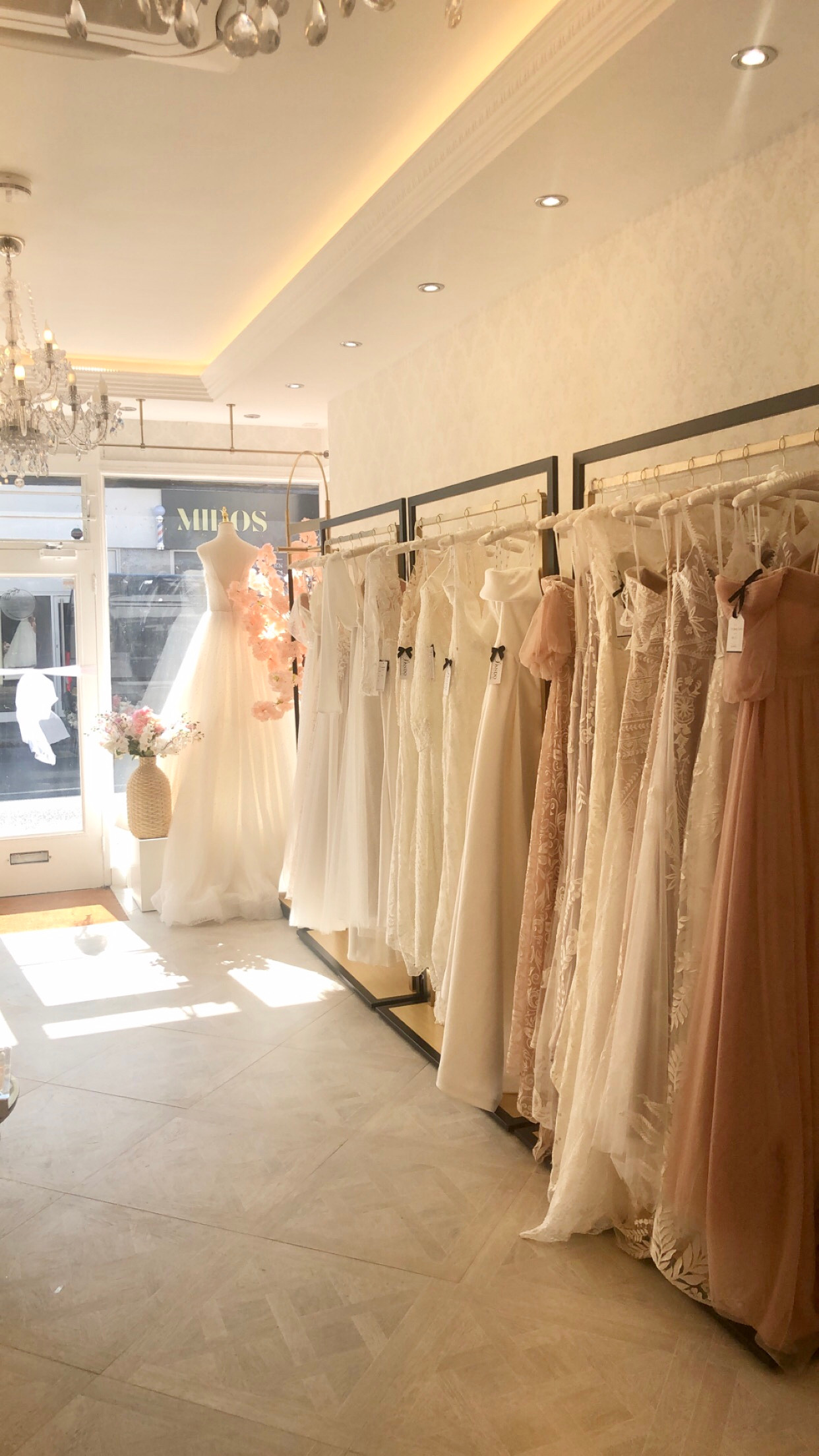 Saturday Bridal Appointment