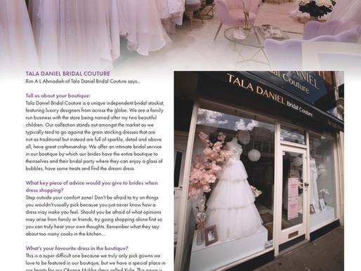 Magazine feature: Your London Wedding