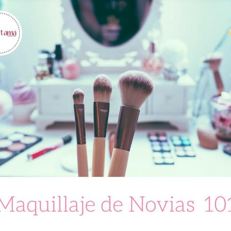 Maquillaje de Novias 101