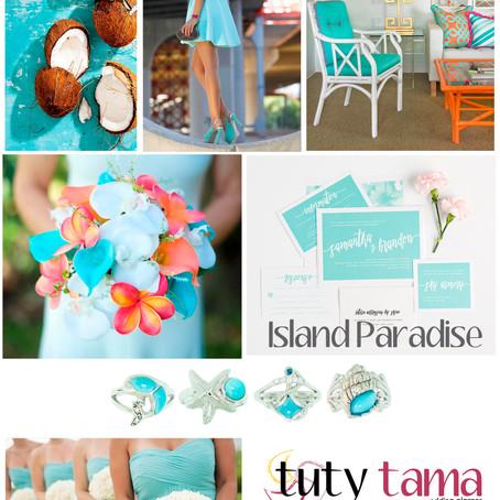 Island Paradise para la Primavera 2017