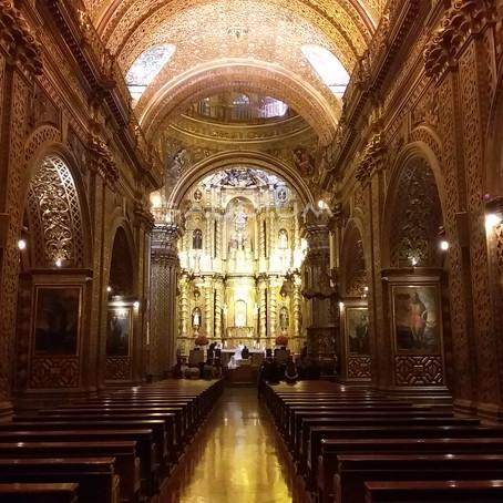 Una Romántica Boda Destino en Quito
