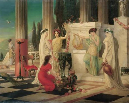 Un Matrimonio de Patricios Romanos en el año 215 a.C. (Tercera  Parte)