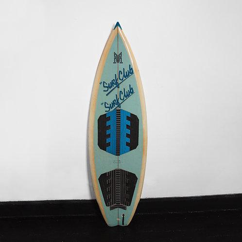 """Mike Brumea 5'6"""" Surfboard"""
