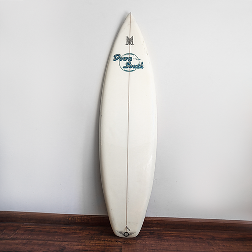 "Down South 6'2"" Surfboard"
