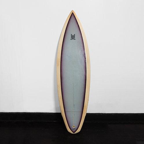 Retro 6' Surfboard