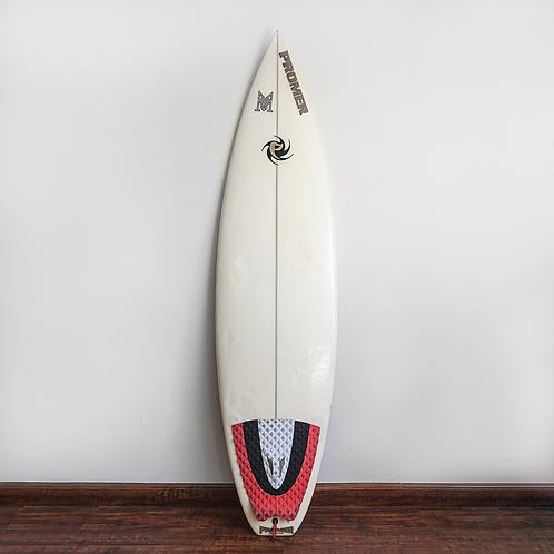 "Promer 6' 2"" Surfboard"