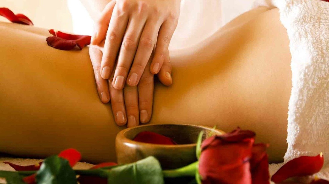 DEEP TISSUE BODY WORK MASSAGE