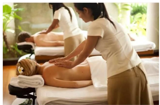 Therapeutic Couples massage