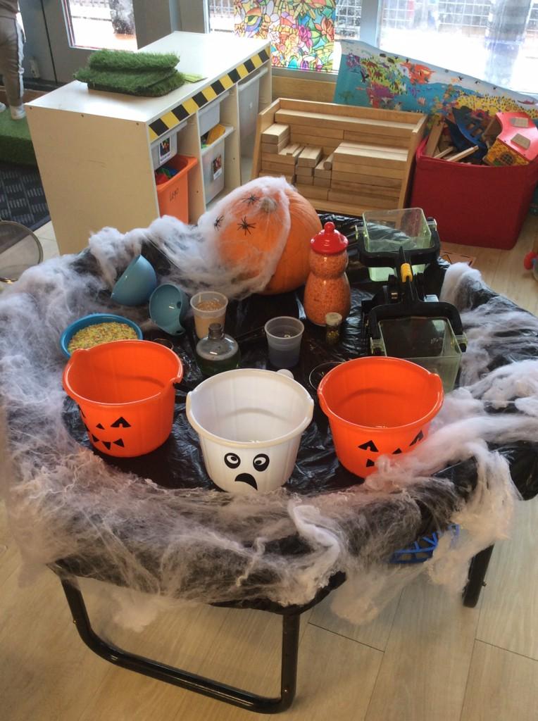 Halloween Potion Making