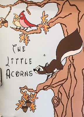 Mighty Oaks Day Nursery & Preschool - Little Acorns baby sleep room