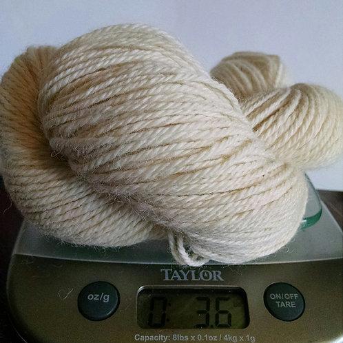 White Yarn DK