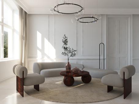 Interior Lighting | VRaySun, Dome VRayLight & VRayHDRI