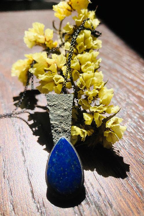 Collar Malaya Lapilazuli