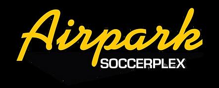 airpark soccerplex logo transparent back
