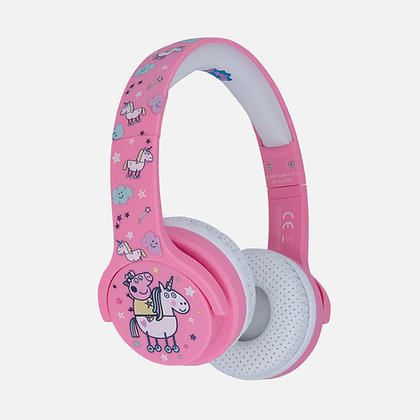 Peppa Pig unicorn Kids Wireless Headphones