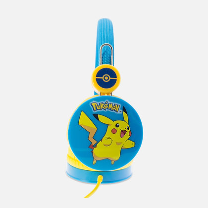 Pokémon Pikachu Kids Core Headphones