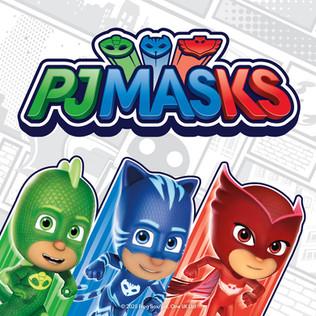 PJ Masks!