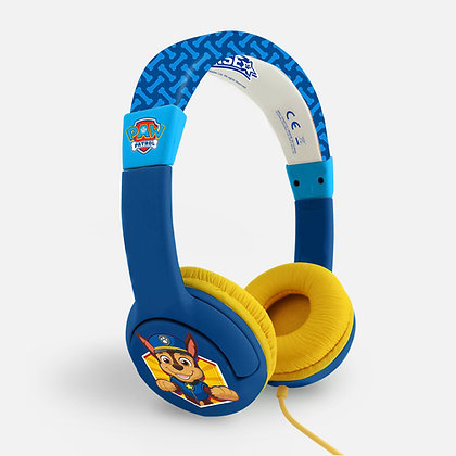 PAW Patrol Chase Blue Kids Headphones